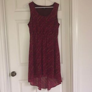 Flattering dress, good used condition